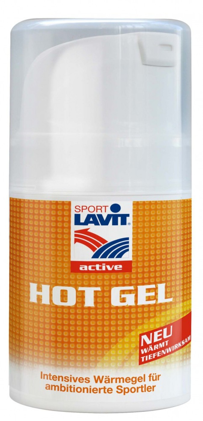 SPORT LAVIT Hot Gel