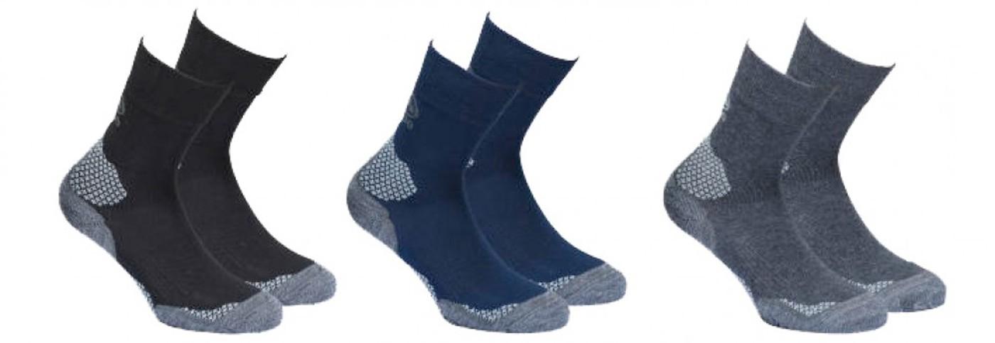 HIGH COLORADO 3er Pack Socken OUTDOOR - Kinder