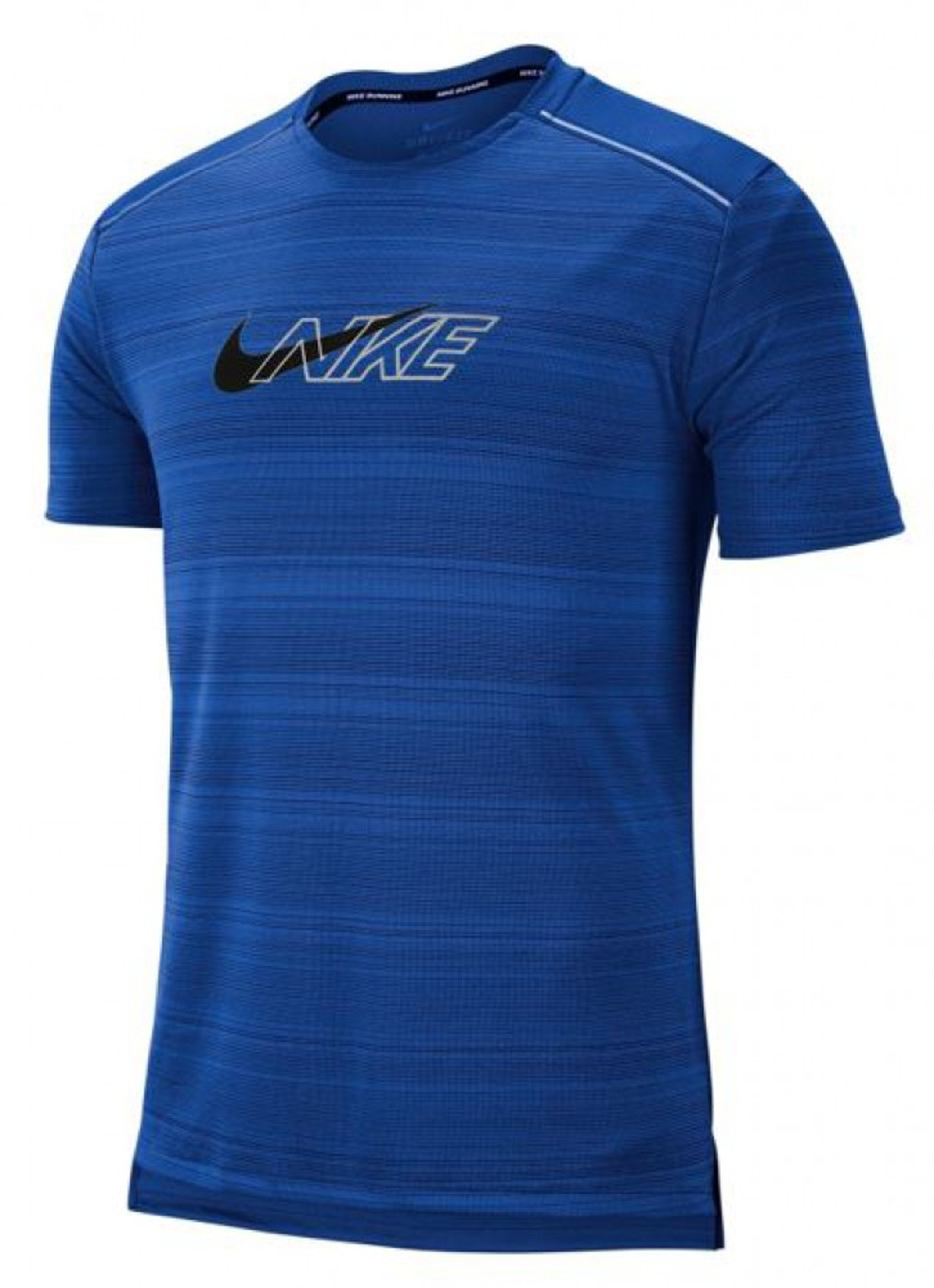 NIKE M NK DF MILER SS FLASH NV - Herren