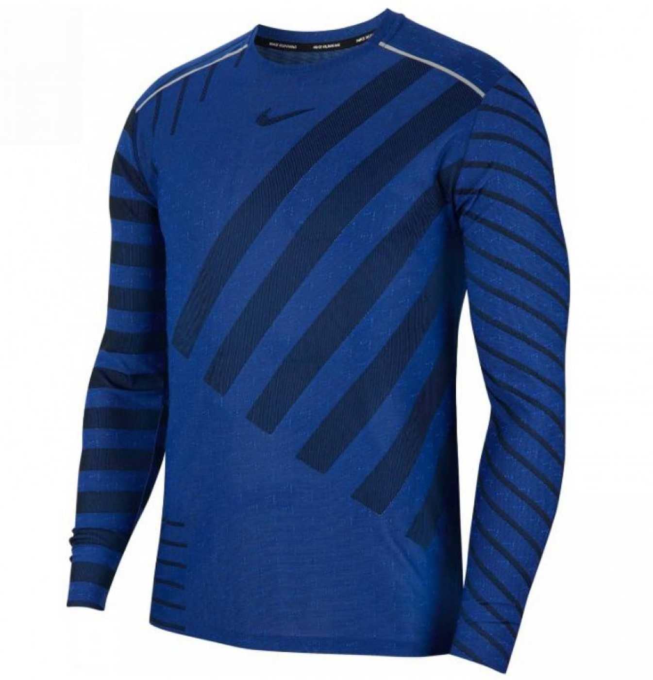 NIKE M NK TECH KNIT COOL LS NV - Herren