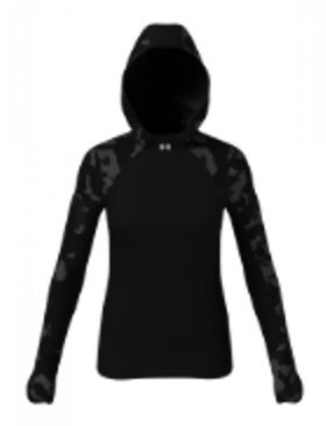 UNDER ARMOUR UA CG Armour Camo Hoodie - Damen