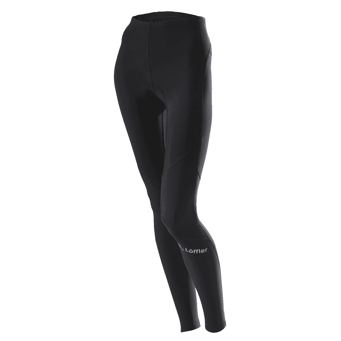 LÖFFLER W BIKE TIGHTS THERMO ELASTIC - Damen