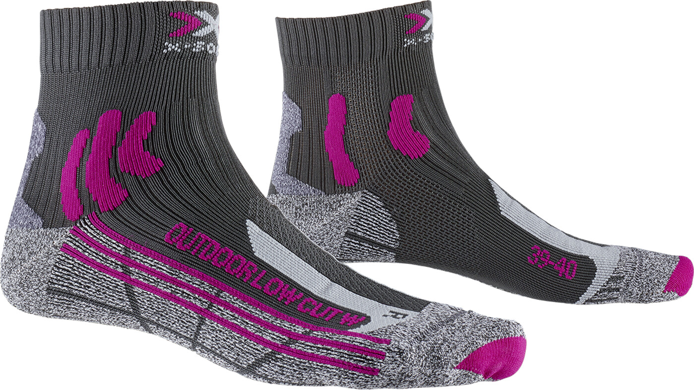 X-BIONIC TREK OUTDOOR LOW CUT Socken - Damen