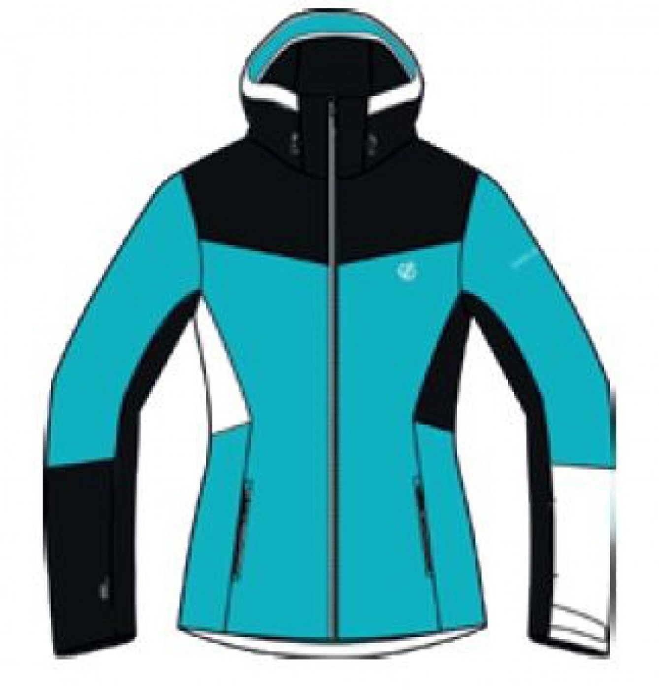 DARE2B Ice Gleam Jacket - Damen