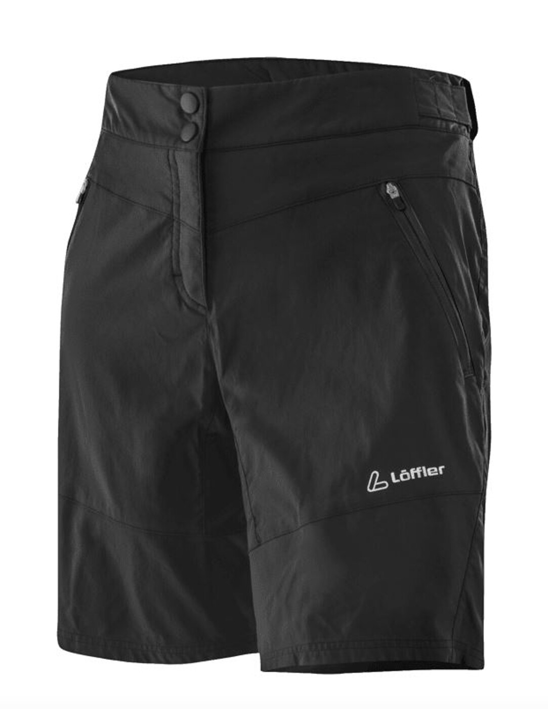 LÖFFLER W BIKE SHORTS EVO CSL - Damen