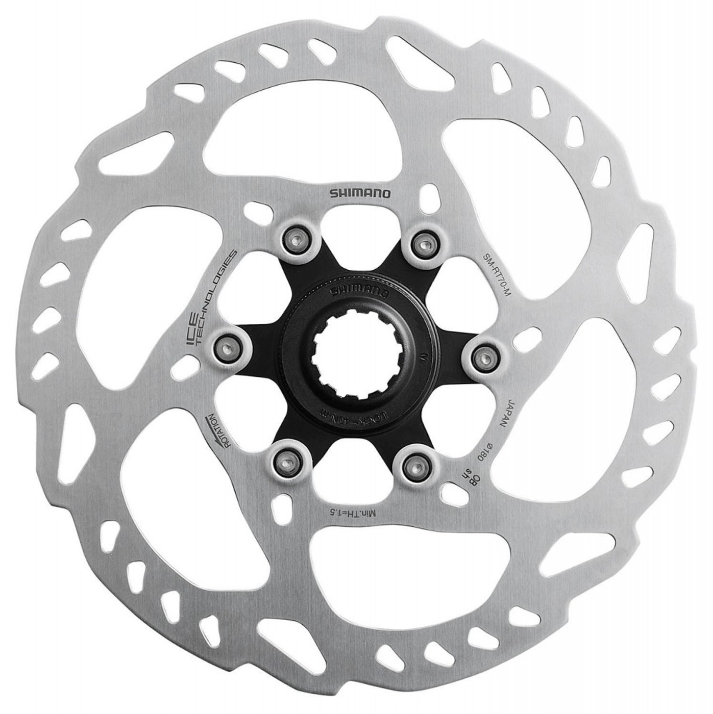 SHIMANO Rotor SMRT70 180mm CL