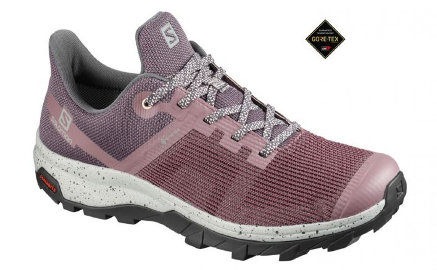 SALOMON Schuhe OUTLINE PRISM GTX W - Damen