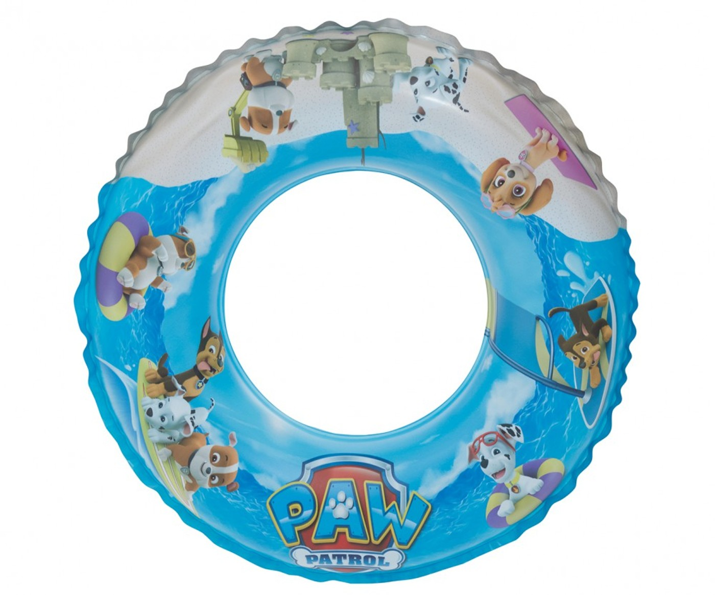 HAPPY PEOPLE Paw Patrol Schwimmring - Kinder