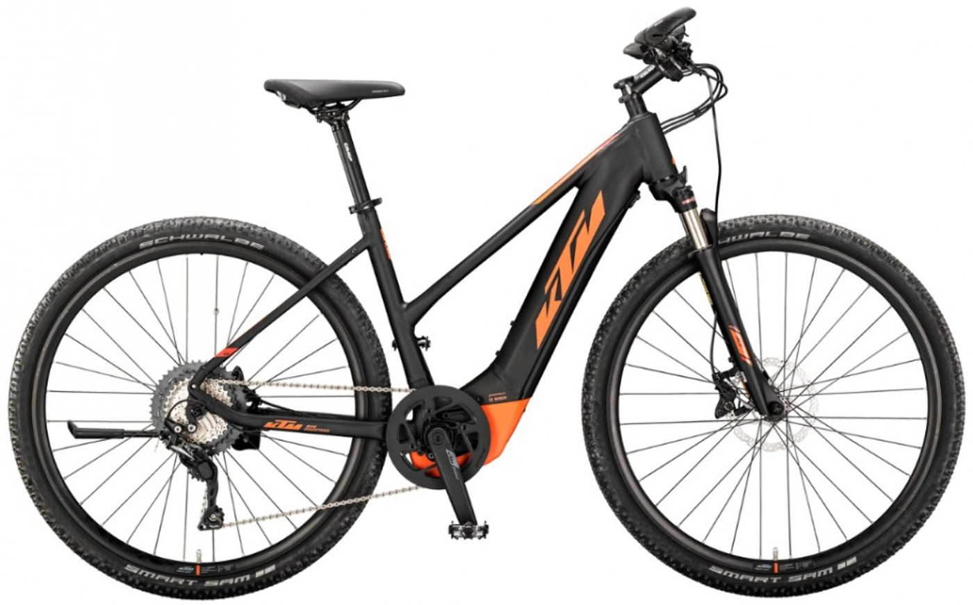 KTM MACINA CROSS 620 - Damen