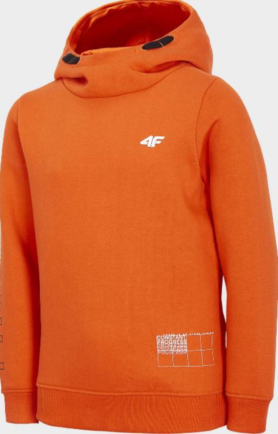 4F Boys Sweater mit Kapuze - Kinder