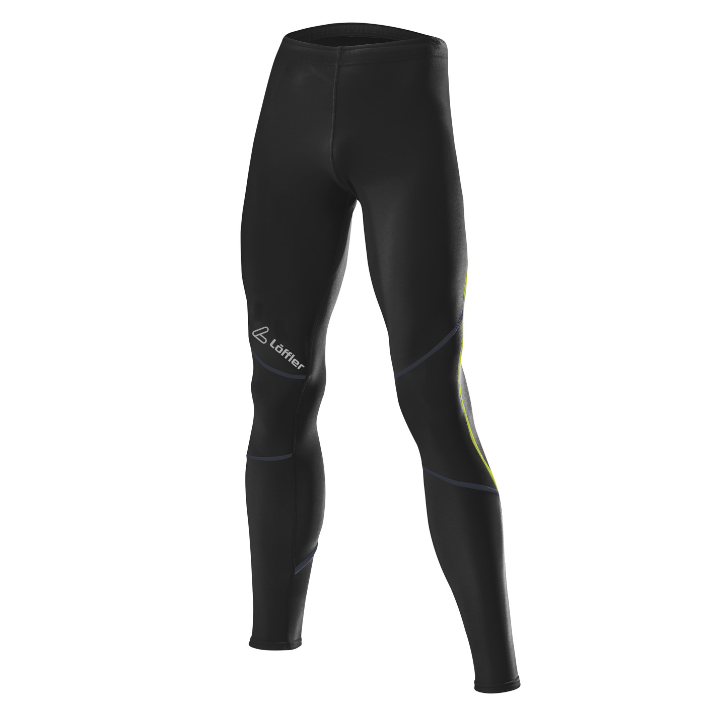 LÖFFLER RUNNING TIGHTS THERMO - Herren