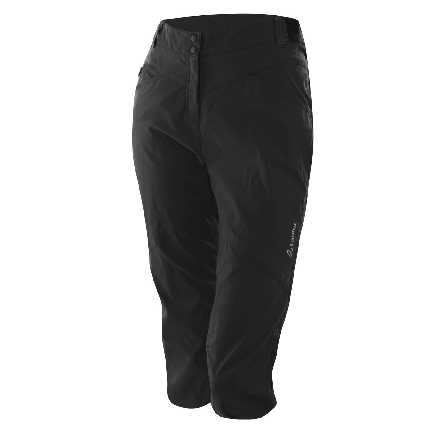 LÖFFLER W 3/4 BIKE PANTS CSL - Damen