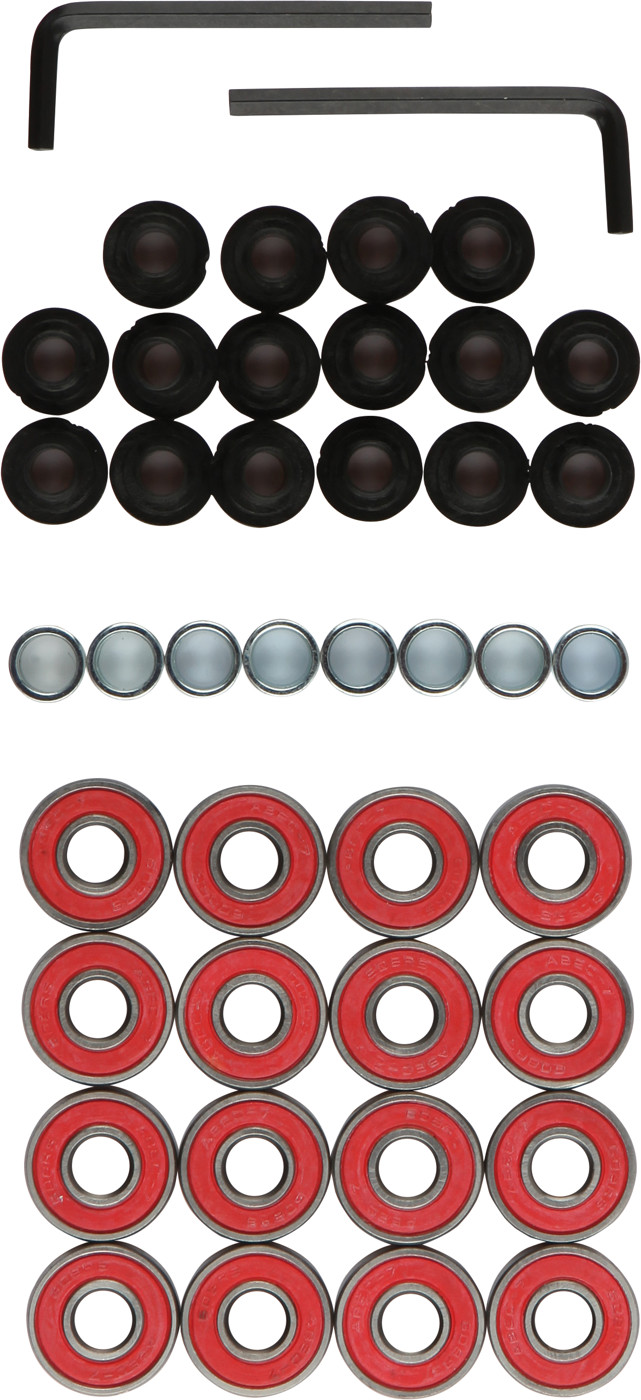 STUF ABEC 7 BEARING SET