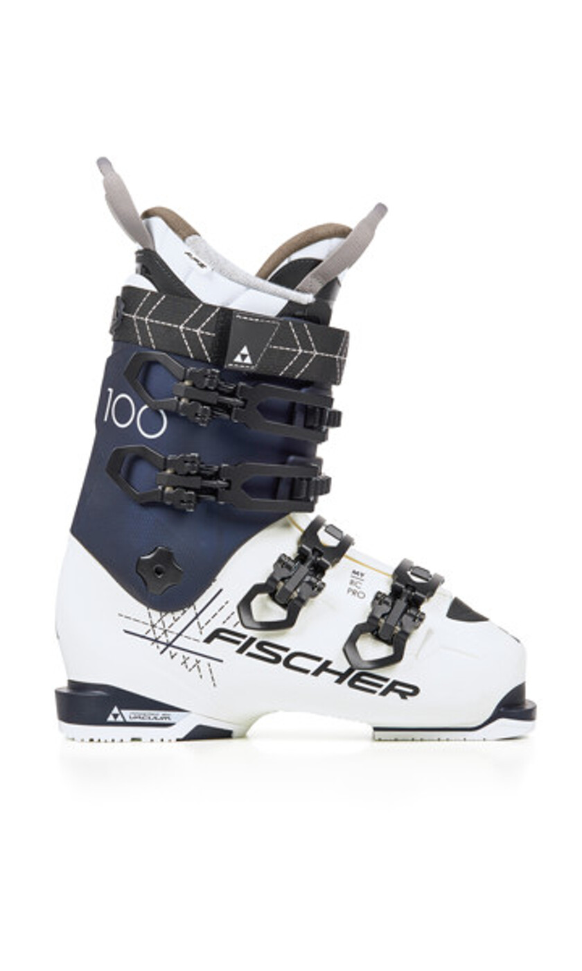 FISCHER MY RC PRO 100 PBV WHITE/DARKBLUE - Damen