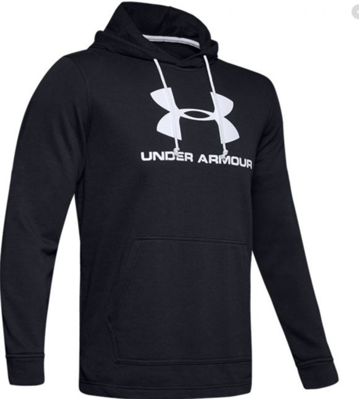 UNDER ARMOUR SPORTSTYLE TERRY LOGO HOODIE - Herren
