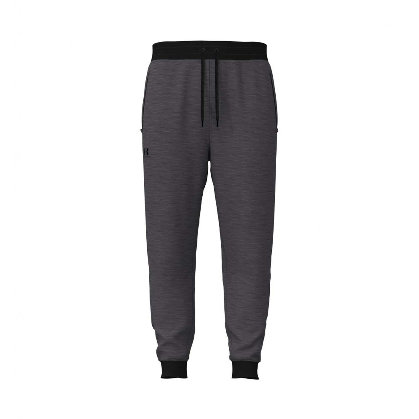 UNDER ARMOUR SPORTSTYLE TRICOT JOGGER-GRY,S - Herren