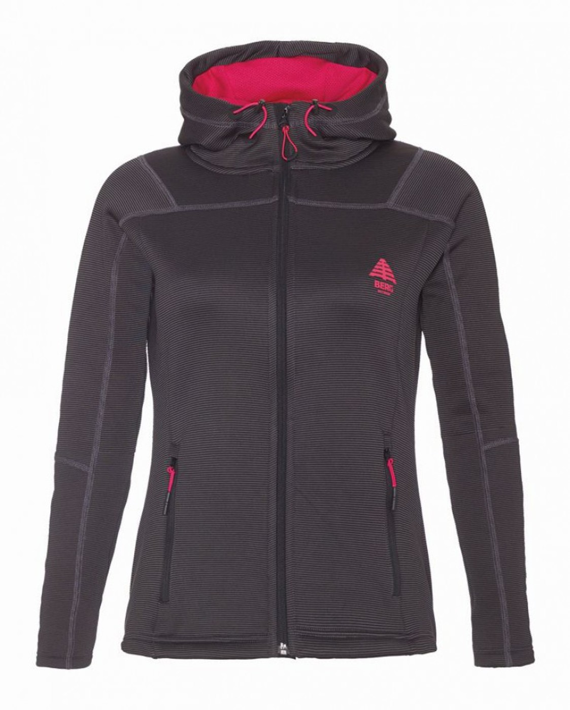 BERG Power Strch Fleece Jkt ANSIÇO - Damen