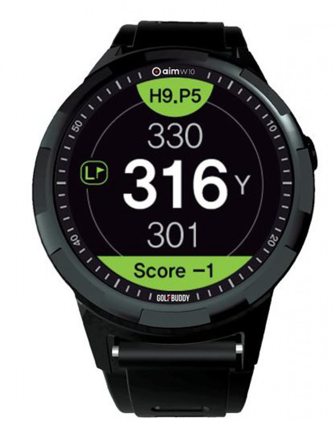 GOLF BUDDY AIM W10 WATCH
