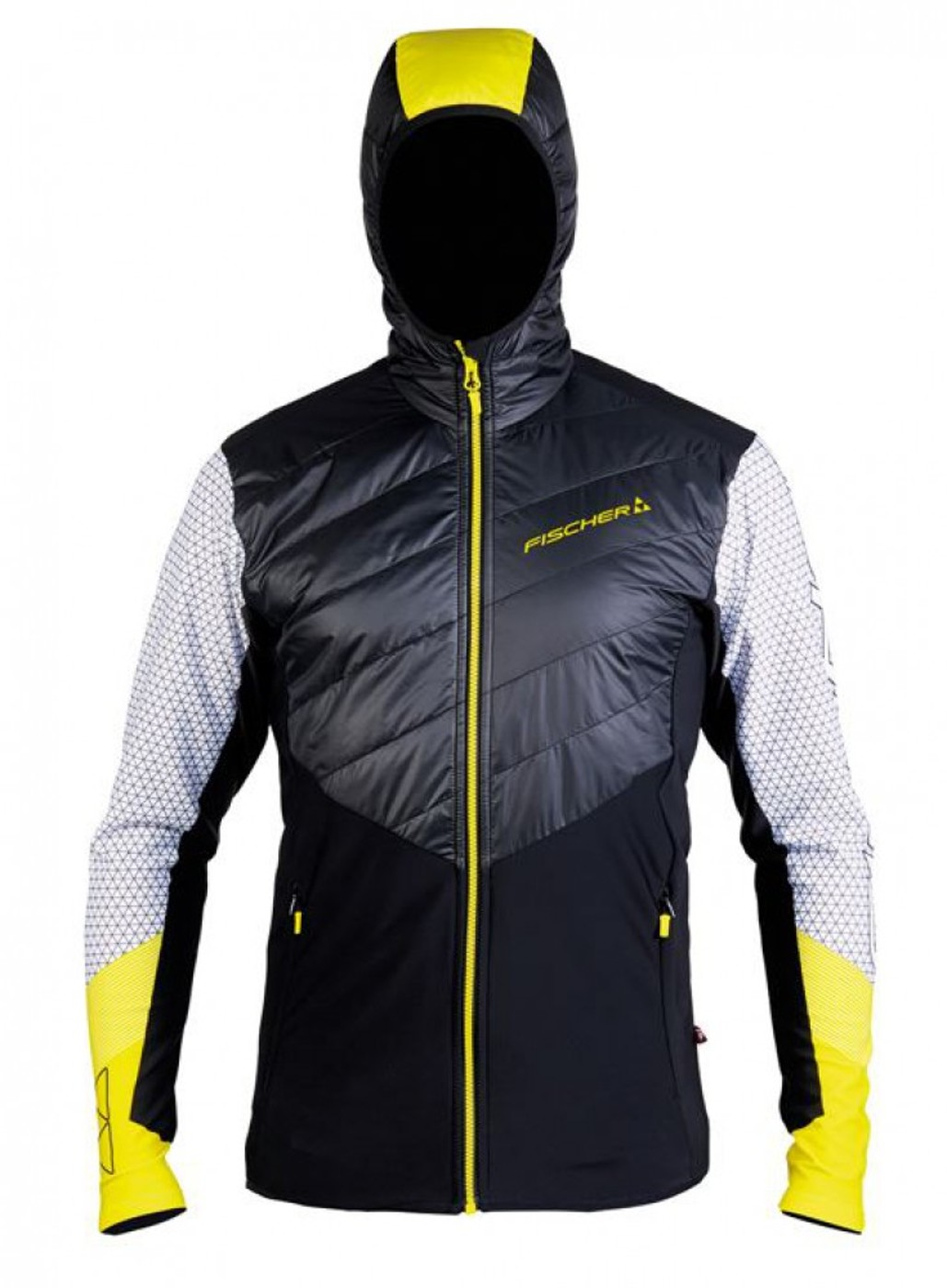 FISCHER STRETCH HYBRID JACKET - WISLA