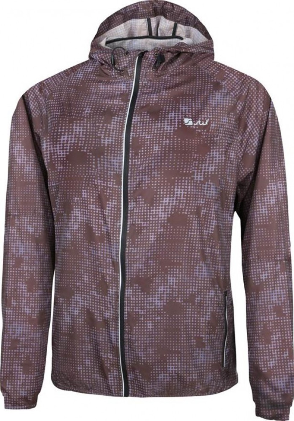 STUF WILL jacket printed - Herren