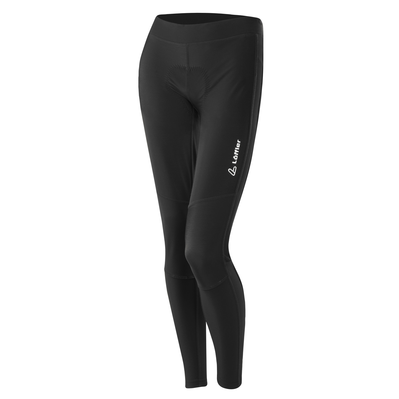 LÖFFLER W BIKE TIGHTS HOTBOND RF GEL - Damen