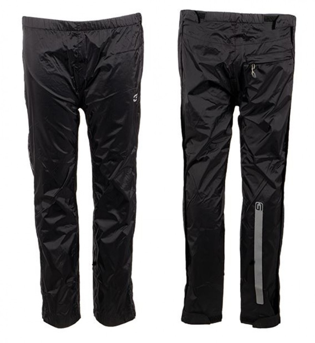 GTS RAIN PANT, SHORT, PACKAWAY,Men - Herren