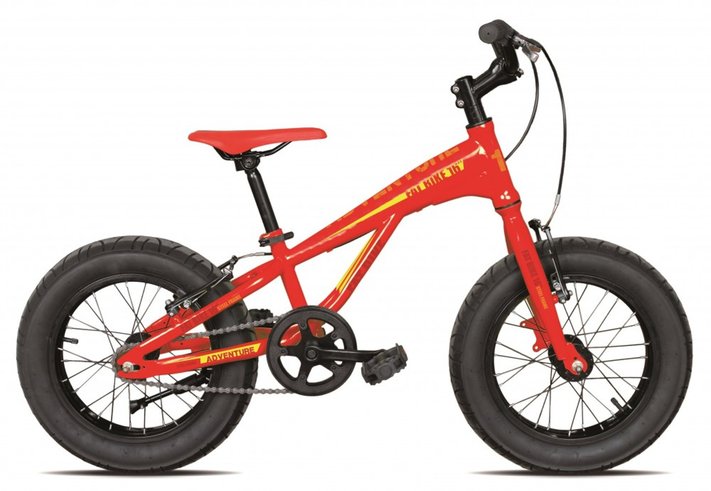 "TORPADO Fatbike BIG BOY SHARK 16"" - Kinder"