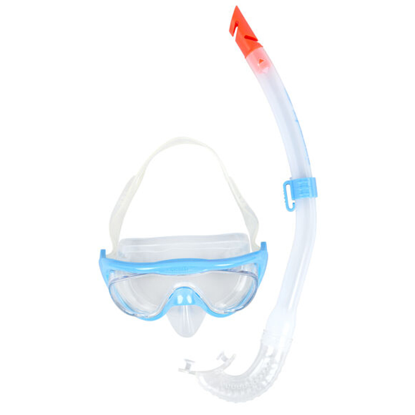 SPEEDO Kinder Glide Schnorchel Set