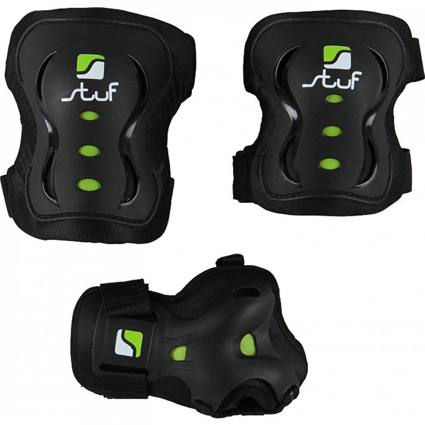 STUF PROTECTOR SET ADVANCED ADULT 2