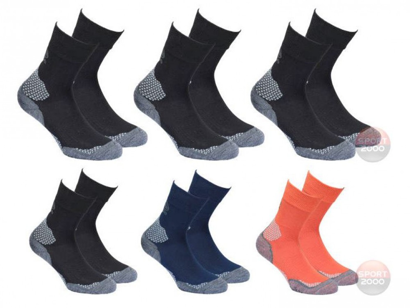 HIGH COLORADO 3er Pack Socken OUTDOOR