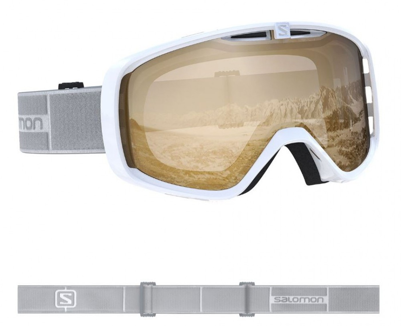 SALOMON GOGGLES AKSIUM ACCESS