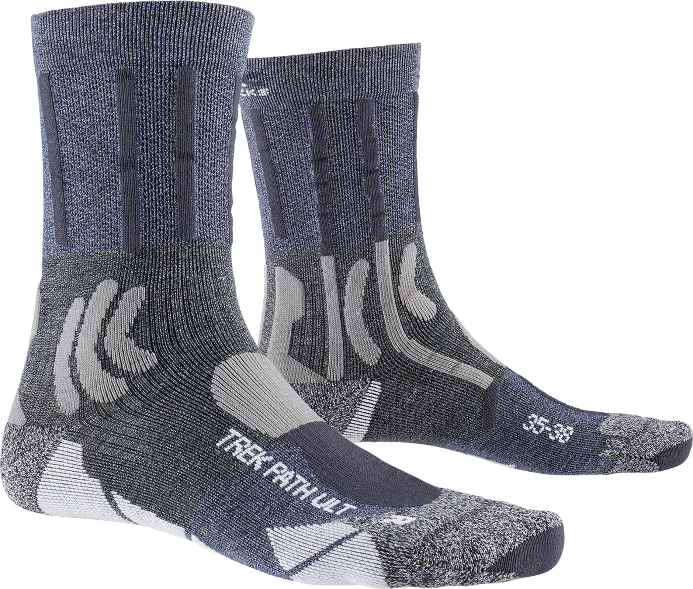 X-BIONIC TREK PATH ULTRA LIGHT Socken - Herren