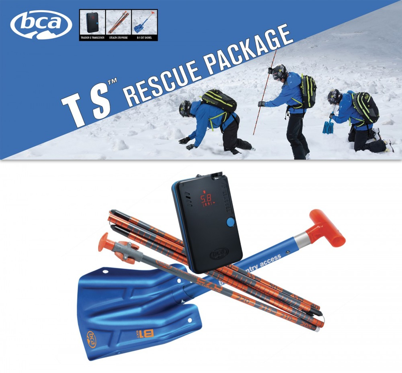 BCA TS Rescue Package