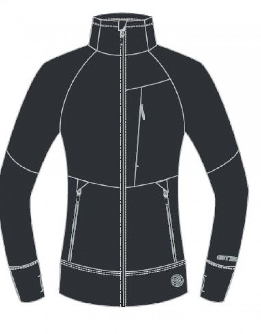 GTS Ladies Jacket BICOLOUR - Damen