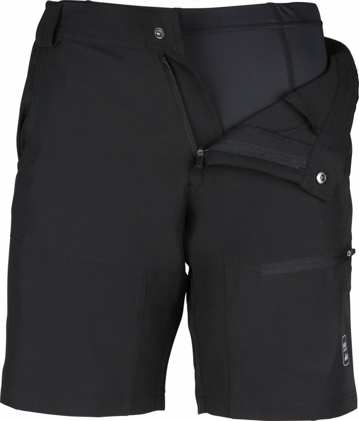 HIGH COLORADO Lds  2in1 Bike Short - Damen