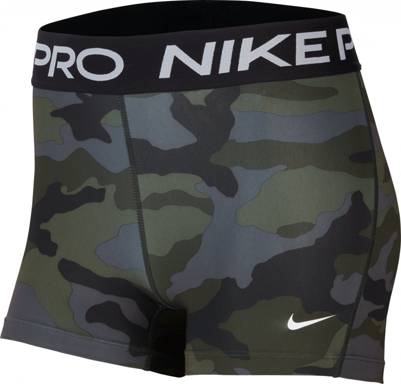 NIKE W NP SHORT 3IN PP2 CAMO - Damen