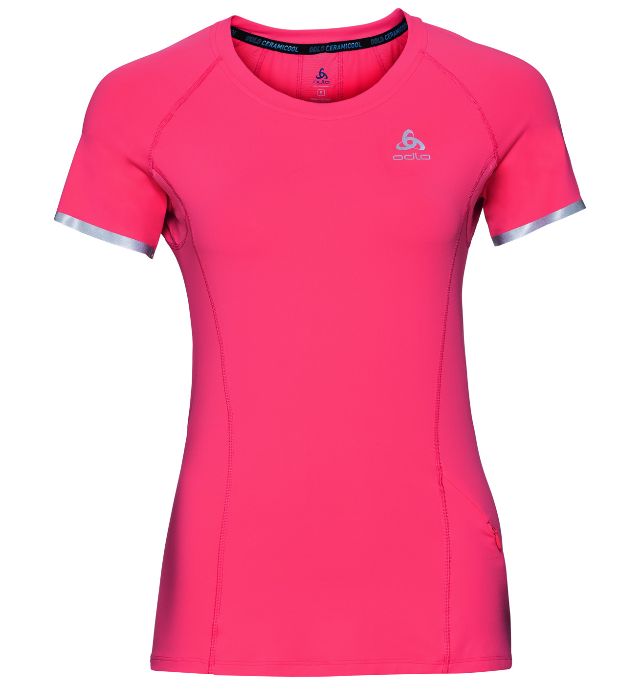 ODLO BL TOP Crew neck s/s ZEROWEIGH - Damen