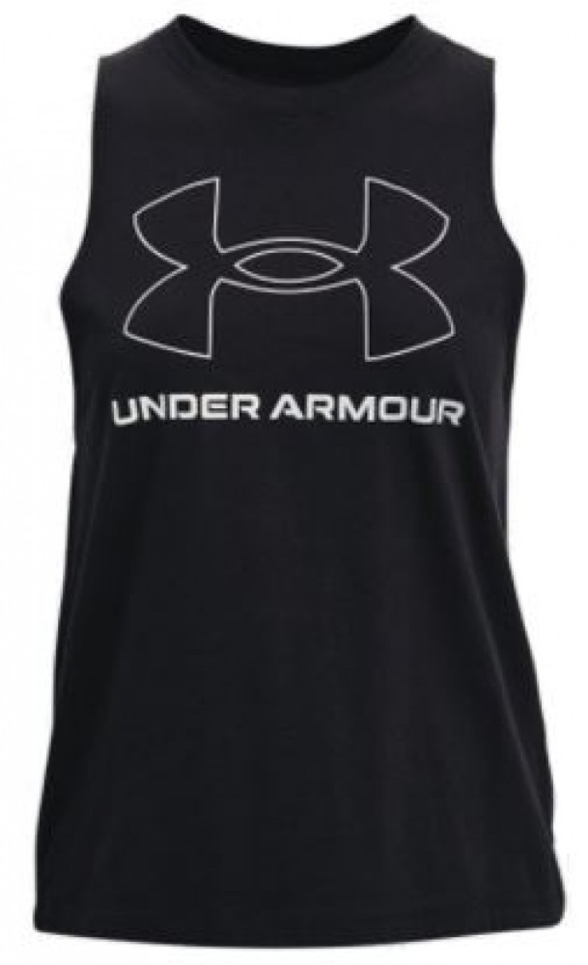 UNDER ARMOUR Live Sportstyle Graphic Tank - Damen