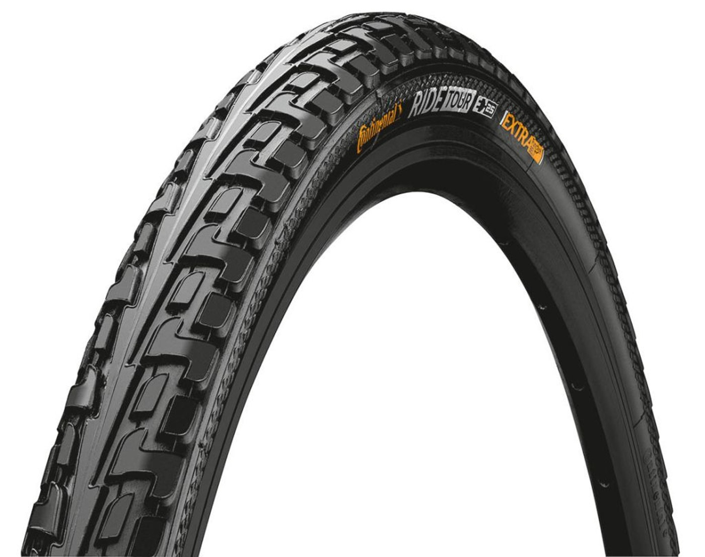 CONTINENTAL Drahtreifen RIDE TOUR 26x1 1/2