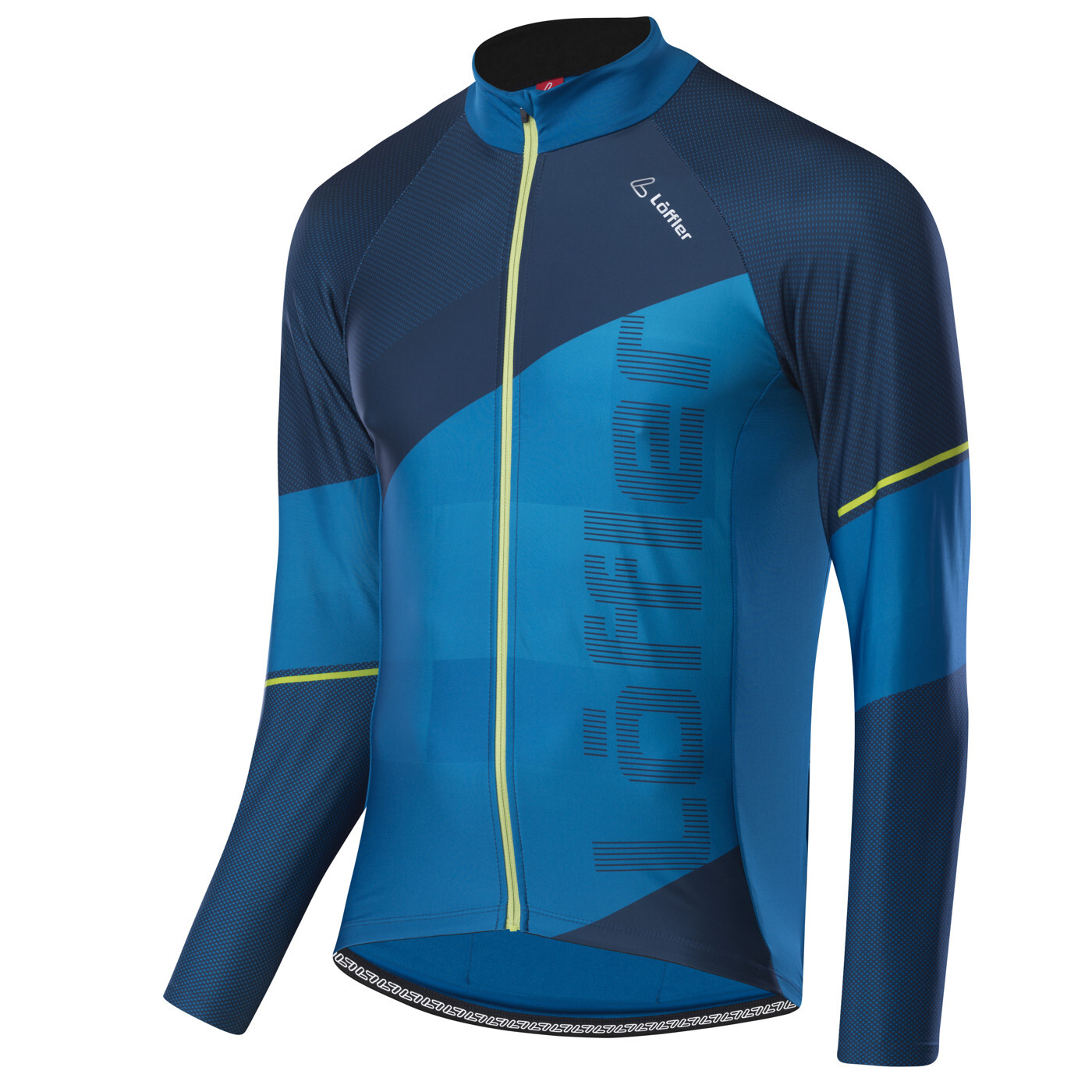 LÖFFLER M BIKE L/S JERSEY SPEED - Herren