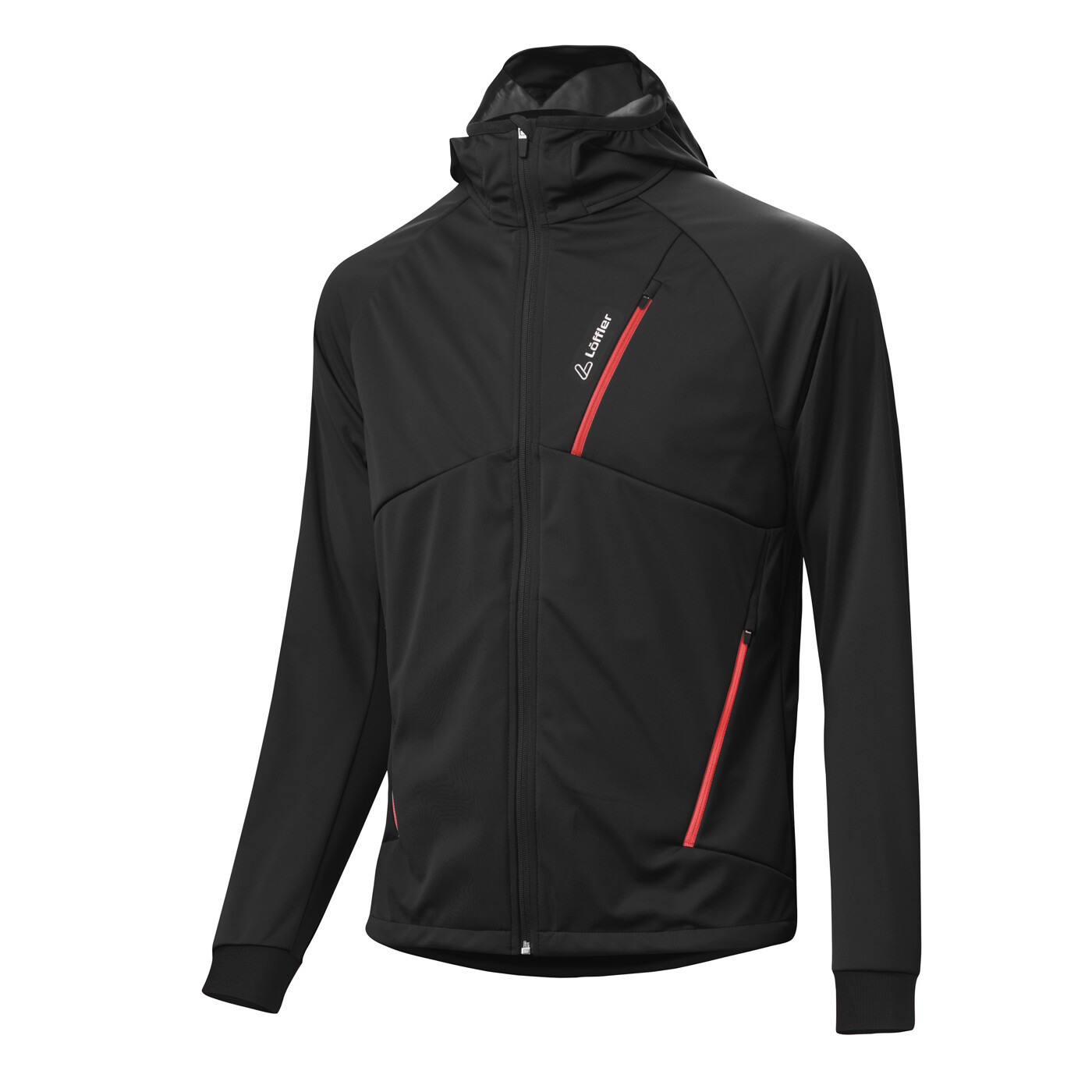 LÖFFLER M HOODED JACKET WORLDCUP WS LI - Herren