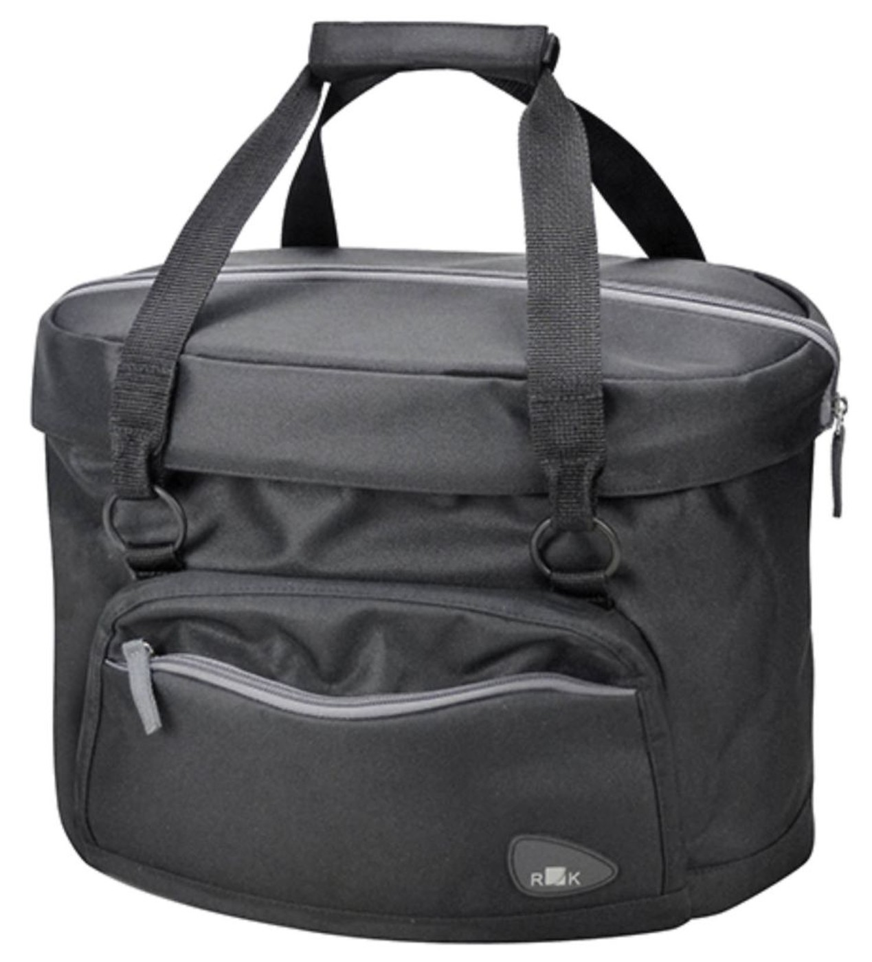 KLICKFIX Lenkertasche SHOPPER FASHION ohne Adapter
