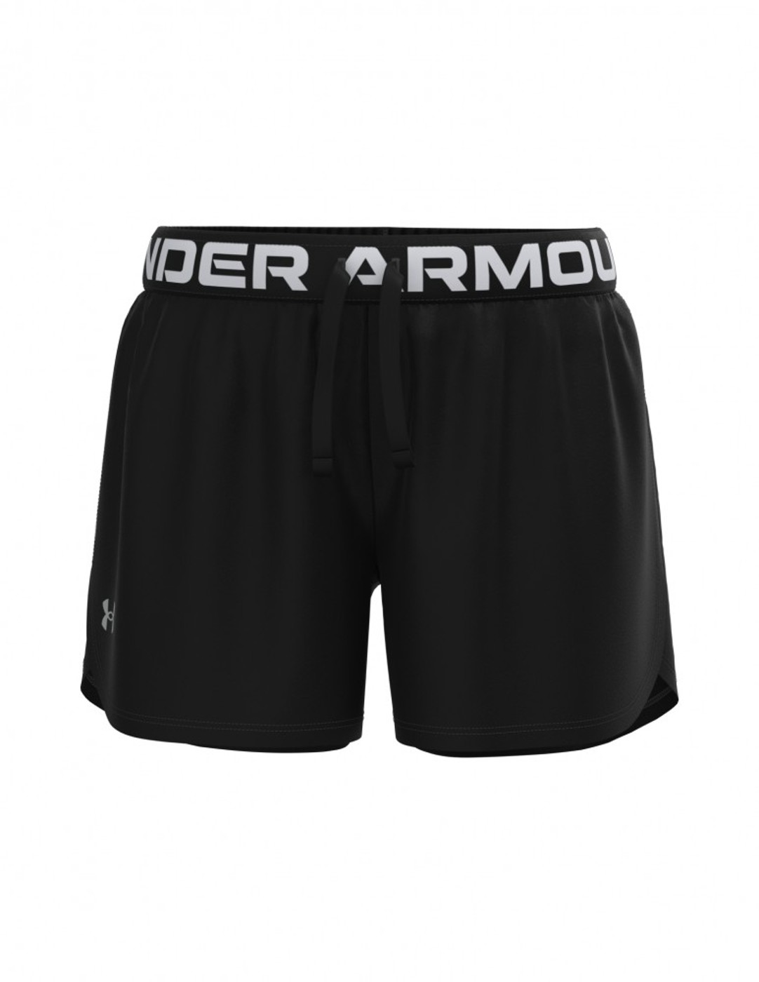 UNDER ARMOUR Play Up Solid Shorts-PNK,YXS - Kinder