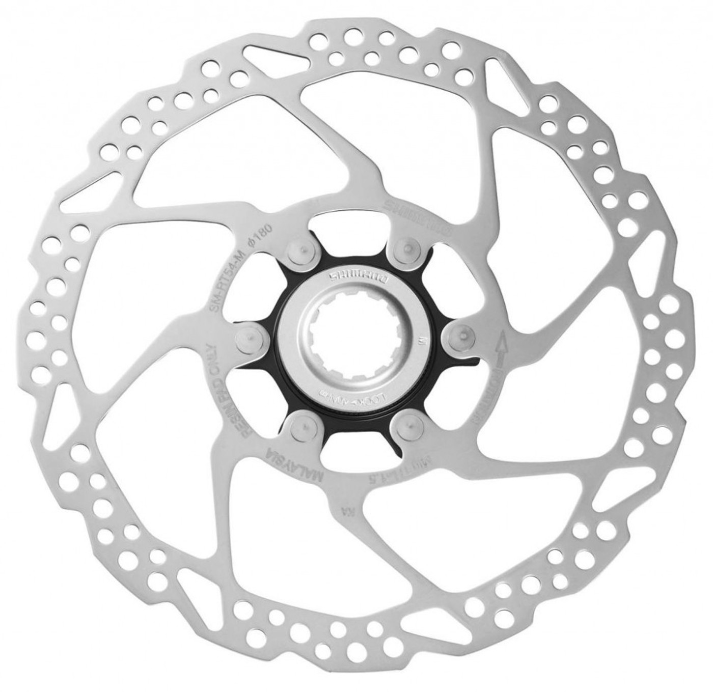 SHIMANO Rotor RT54 160mm CL
