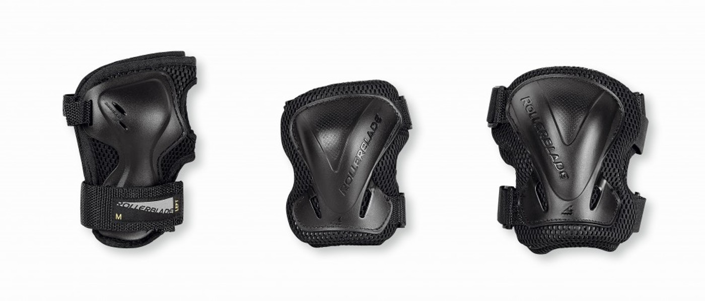ROLLERBLADE EVO GEAR 3 PACK BLACK