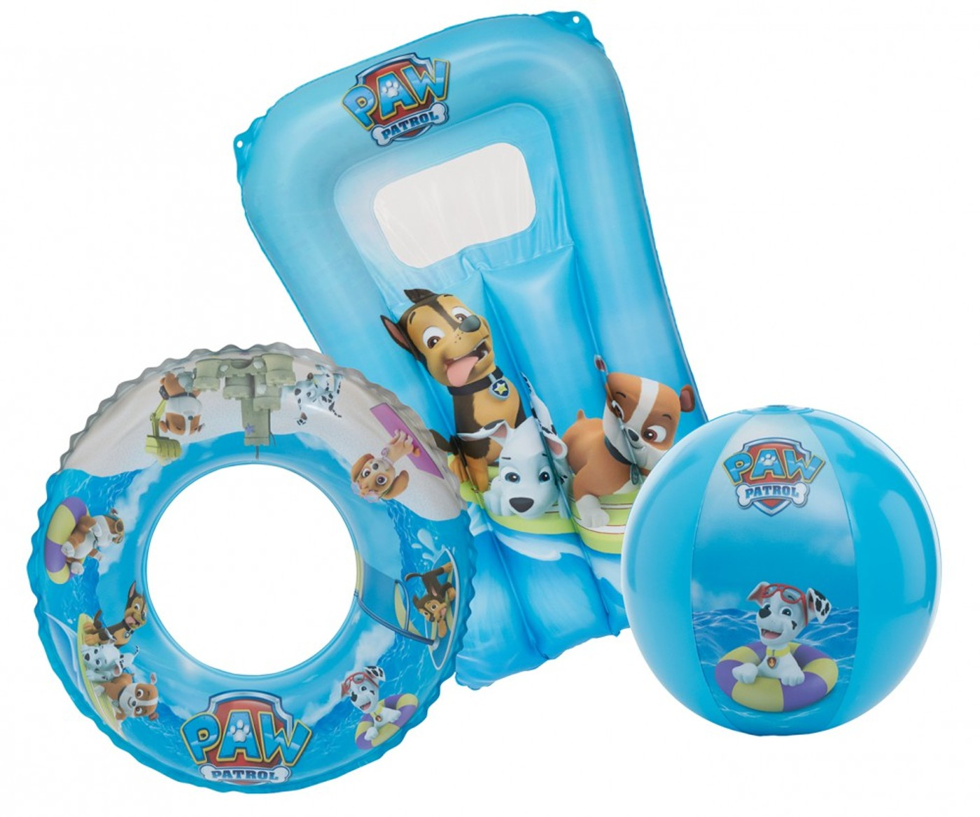 HAPPY PEOPLE Paw Patrol Strandset - Kinder