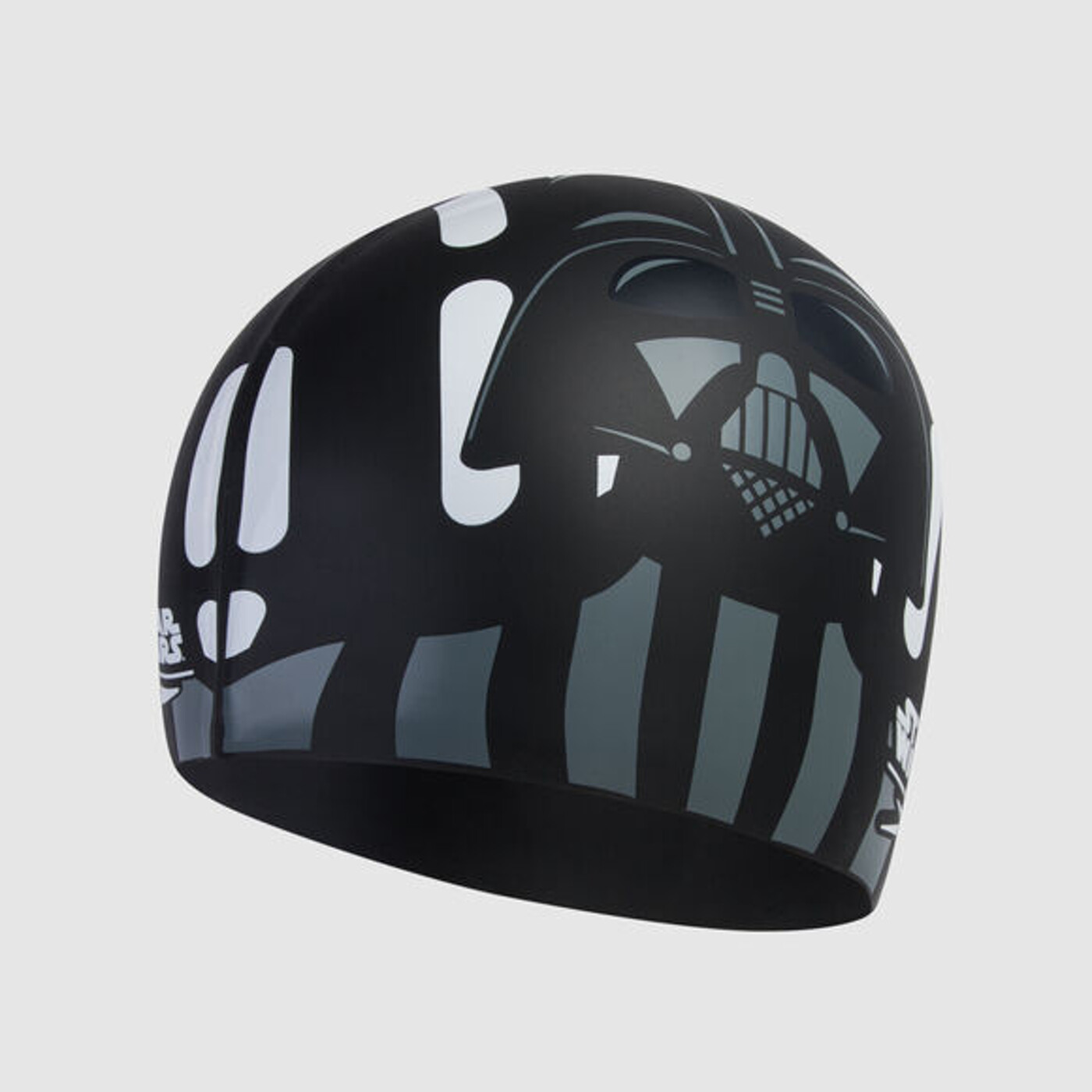 SPEEDO Star Wars Print Cap Darth Vader BLK/GREY - Herren