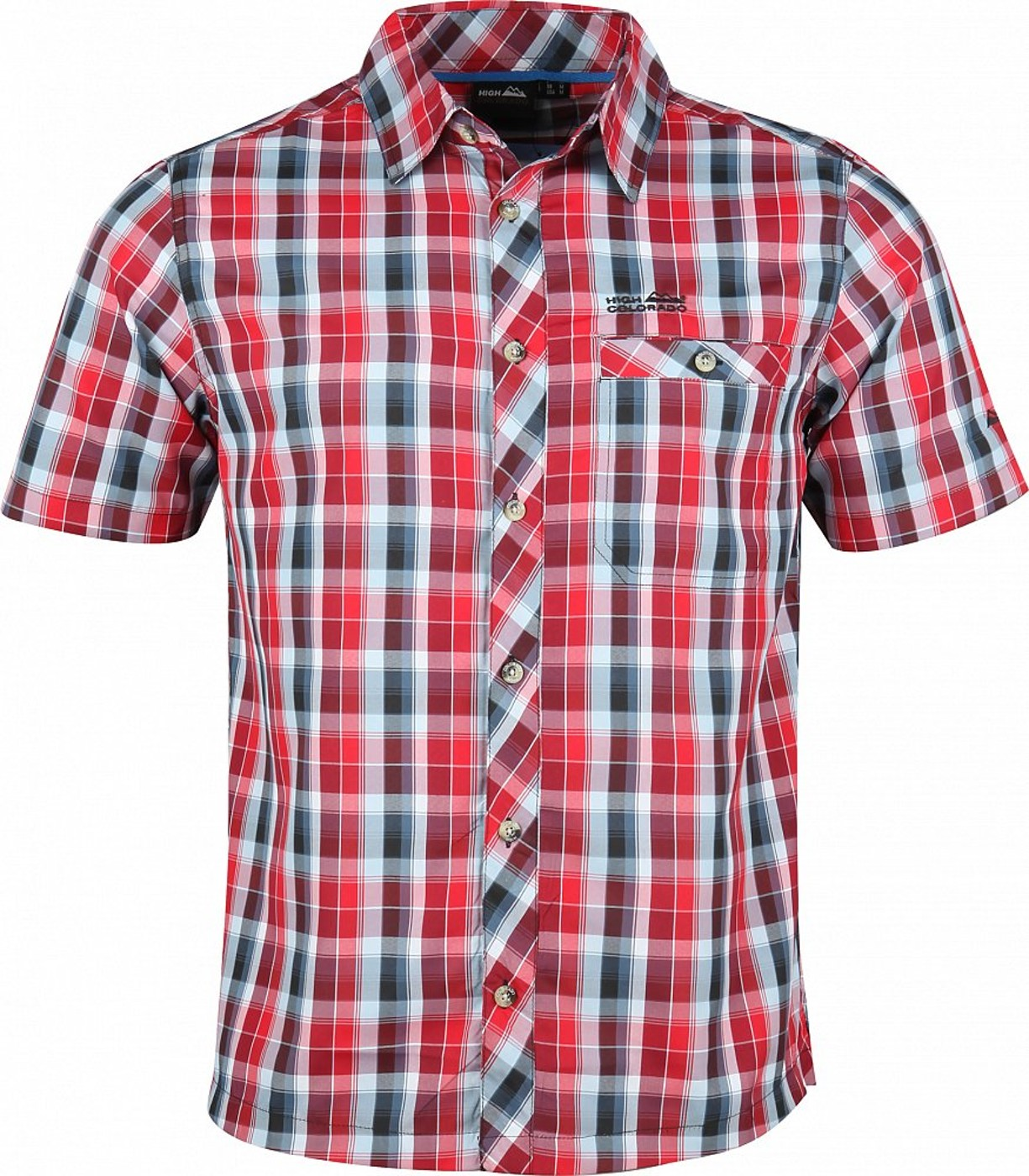 HIGH COLORADO WERTACH SHIRT-M - Herren