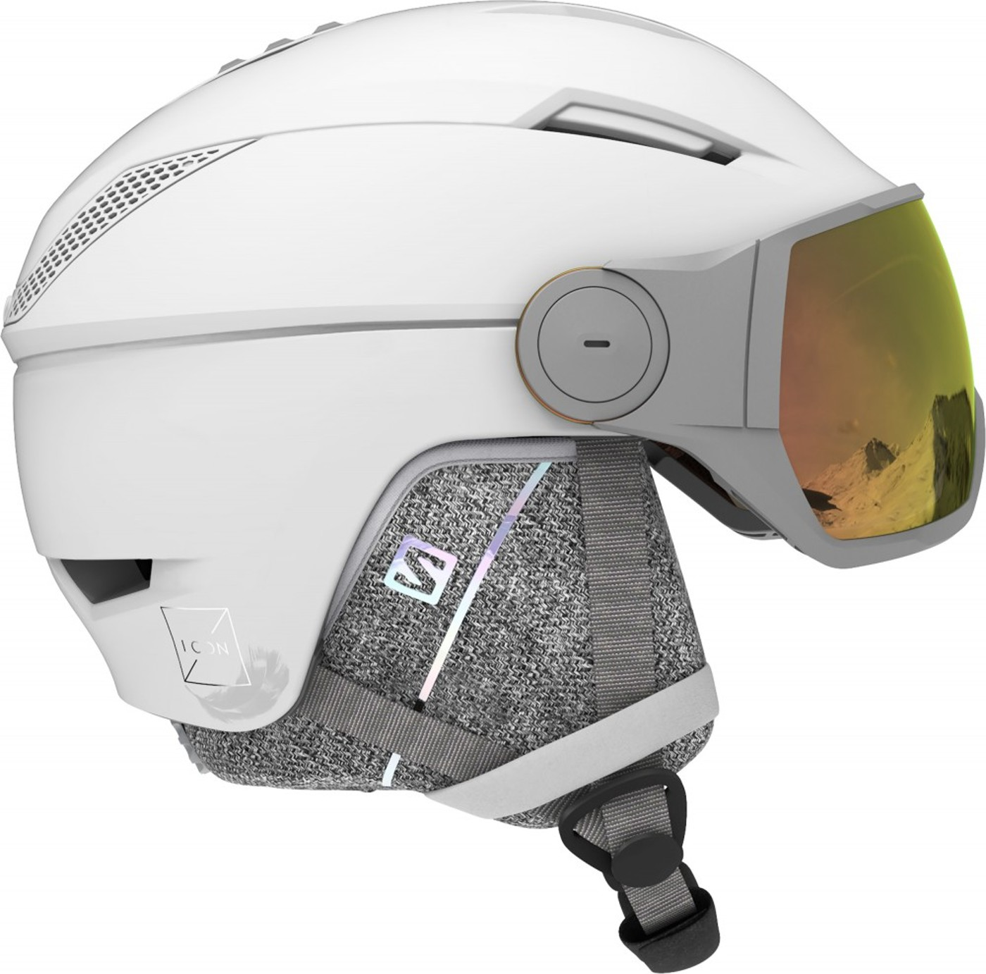 SALOMON Icon Visor Photo - Damen