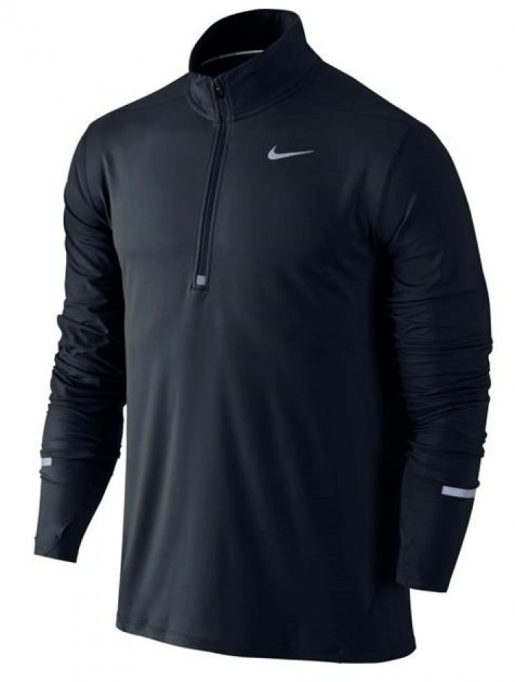 NIKE Shirt ELEMENT ZIP - Herren